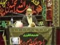[06] Muharram 1436 - Hussaini Sakhafat or Asr-e Hazir ke Musalman - Mulana Ali Murtaza Zaidi - Singapore - Urdu