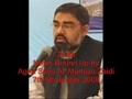 7th Nov 08- Zavia- Current Affairs by Ali Murtaza Zaidi - Urdu (Temporary Uploaded)