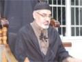 [06] Ayyame Fatimiyya 2015 - H.I Murtaza Zaidi - Majunga Madagascar - Urdu