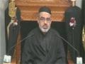 [Majlis 02] Maulana Murtuza Zaidi - Muharram 1437/2015 - Urdu