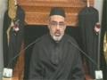 [Majlis 03] Maulana Murtuza Zaidi - Muharram 1437/2015 - Urdu