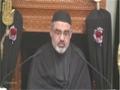 [Majlis 04] Maulana Murtuza Zaidi - Muharram 1437/2015 - Urdu