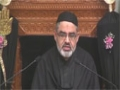 [Majlis 07] Maulana Murtuza Zaidi - Muharram 1437/2015 - Urdu