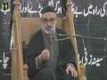 [03] Ayaam e Fatimiyah 1437 - H.I Ali Murtaza Zaidi - Bhojani Hall, Karachi - Urdu